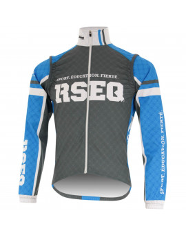 Ruby convertible cycling jacket